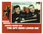Shane Rimmer Shane Rimmer Scott Tracy THUNDERBIRDS, Bond, Star Wars,Genuine Autograph 9134